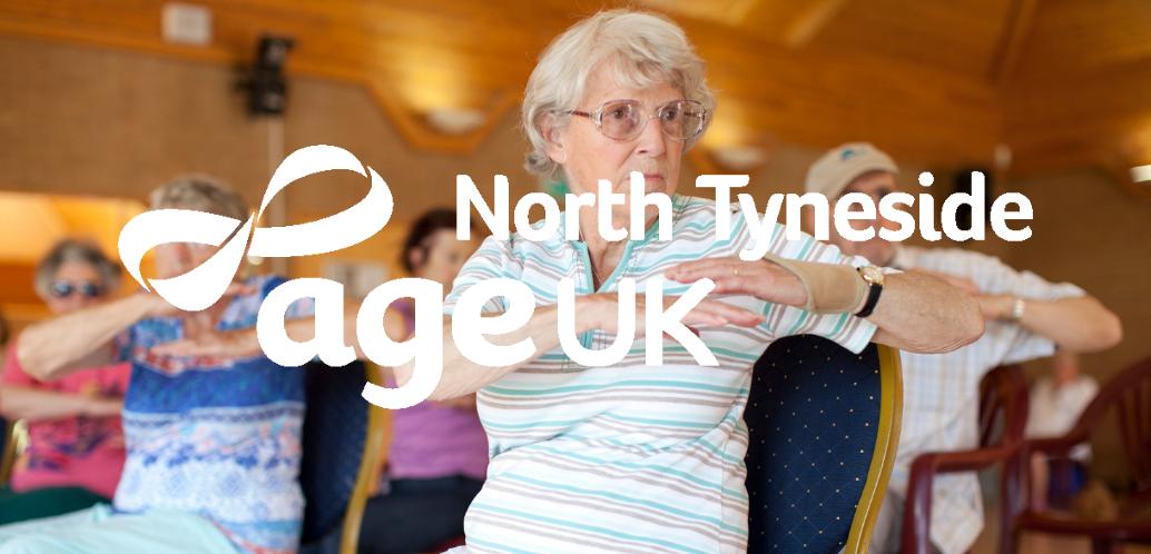 Age UK North Tyneside Seated Exercise