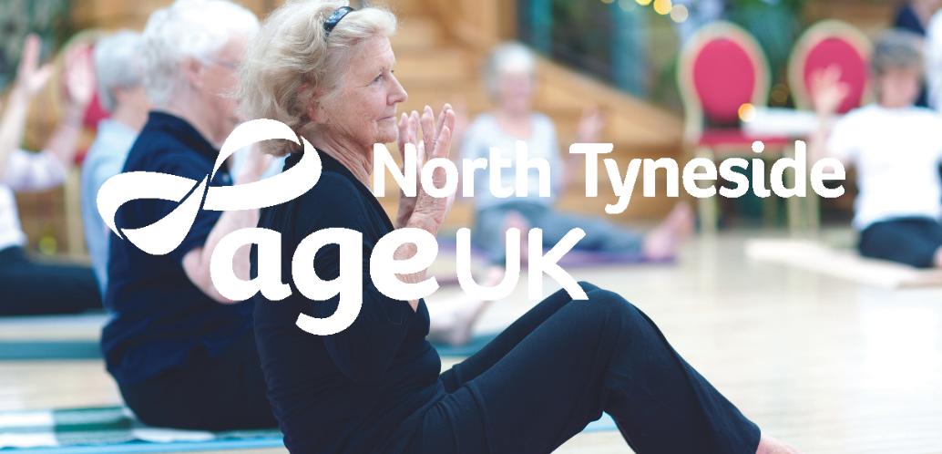 Age UK North Tyneside Yoga