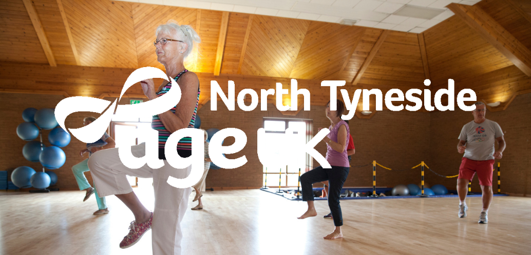 Age UK North Tyneside Physical activities