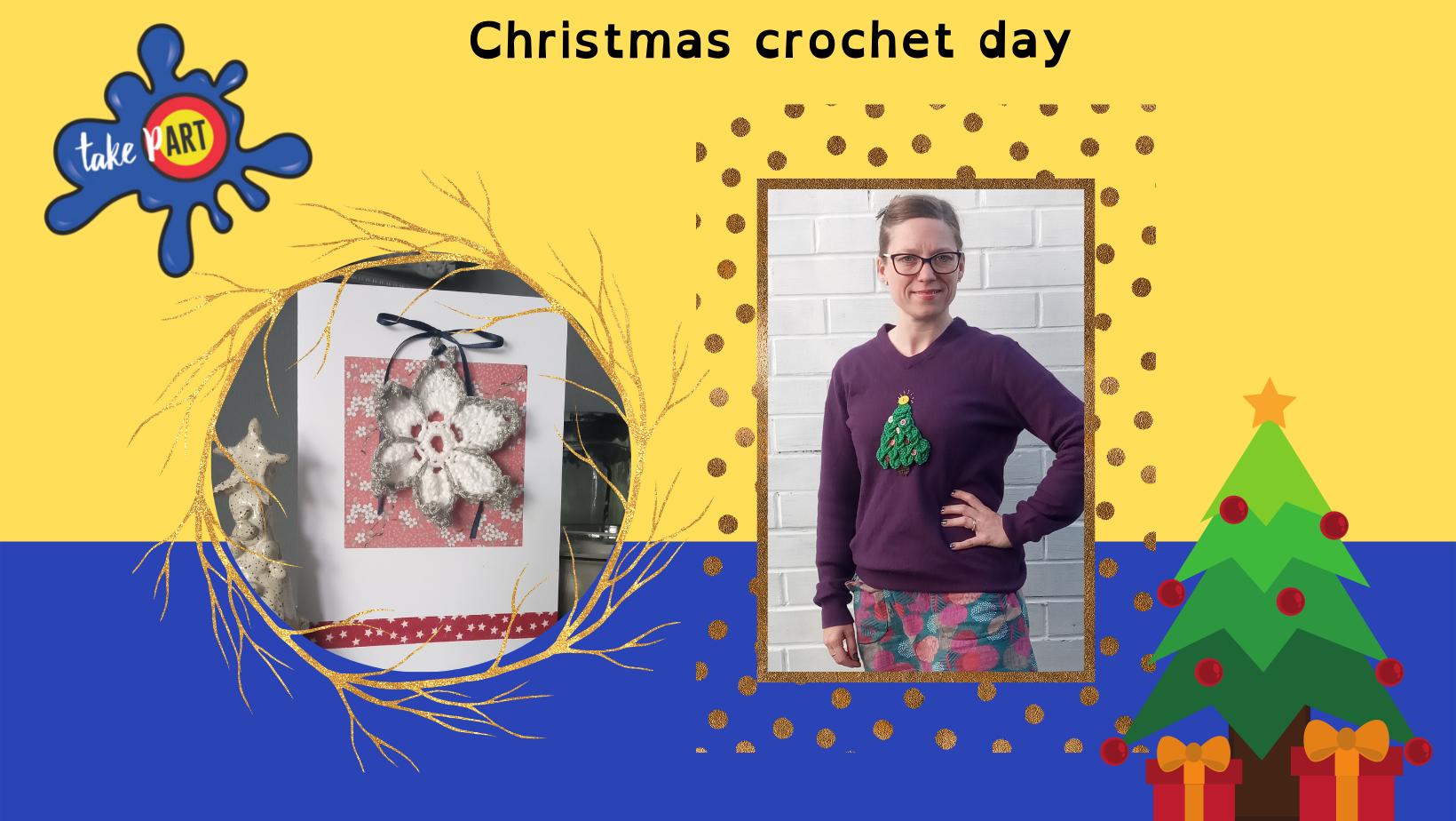 Christmas Crochet Day