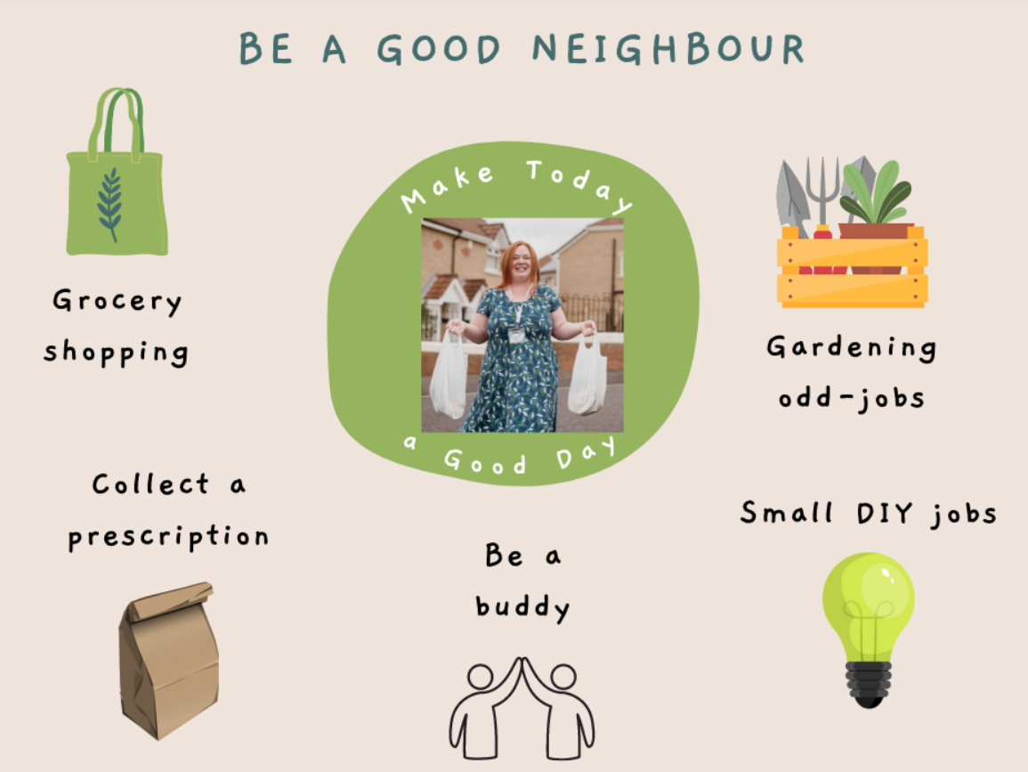 The Joy of being a Good Neighbour
